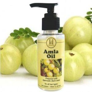 Buy Amla Oil 100ml Organic Online