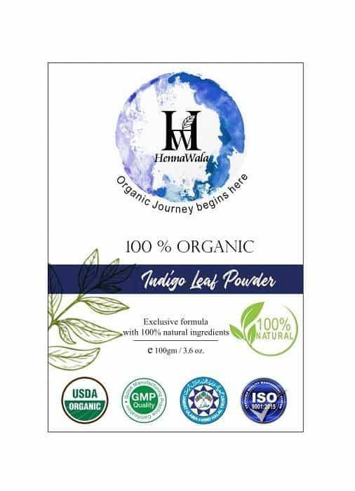 Indigo Powder Organic