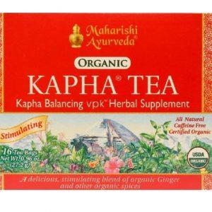 Kapha Tea bags 16 Organic