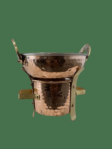 Copper Oil Warmer