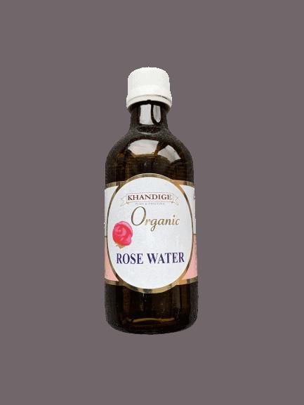 Rose Water Organic