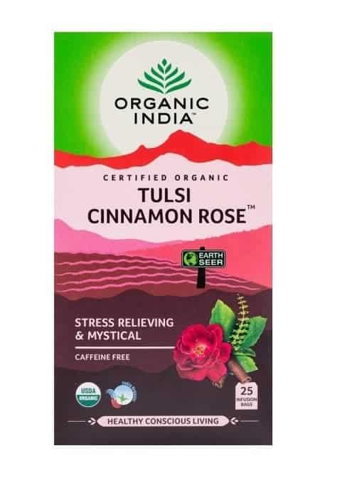 Tulsi Cinnamon Rose Tea