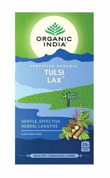 Tulsi Lax Tea Organic
