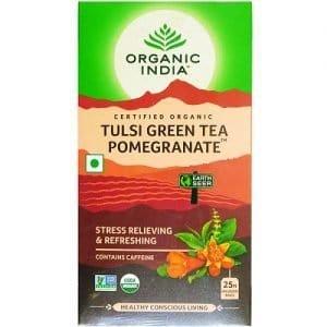 Tulsi Pomegranate Tea