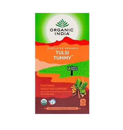 Tulsi Tummy Tea Organic