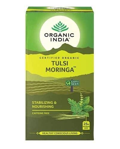 Tulsi Moringa Organic Tea