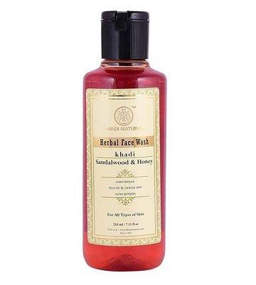 Sandalwood & Honey Face Wash