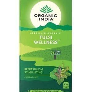 Tulsi Wellness Tea 25