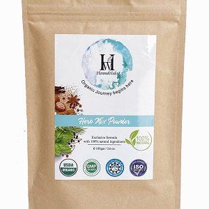 Hair Herb Mix Powder 100gm