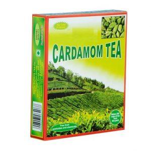 Natural Black Tea Cardamom