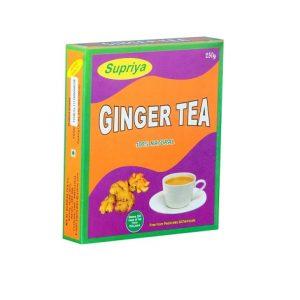 Natural Black Tea Ginger